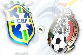 مشاهدة مباراة البرازيل والمكسيك اليوم 17-6-2014 بث مباشر كأس العالم